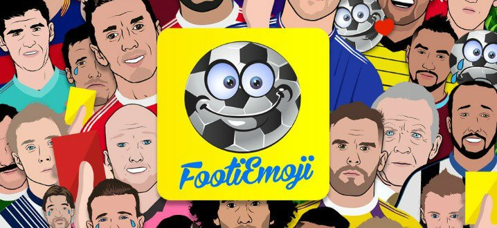 FootiEmoji App The App Geeks
