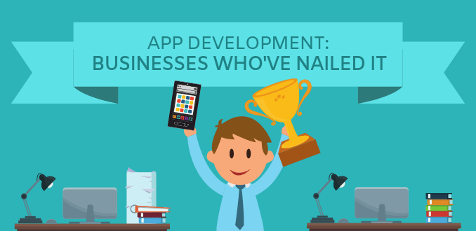 Business App Development Examples